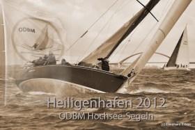 Während der reine Seesegel Regattasport rückläufig ist, ziehen Regatten wie die ODBM Teilnehmer nach wie vor an © E.Erben