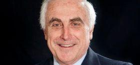 Der neue ISAF Präsident Carlo Croce aus Italien. © Borlenghi