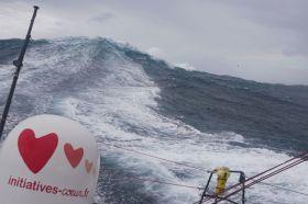 Schöne Surf-Rampen im Southern Ocean