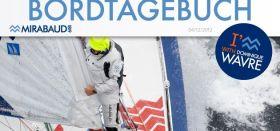 Der Schweizer Dominique Wavre berichtet über die Vendée Globe. © Mirabaud