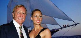 Hat das australische Model Kirsty Clark (geborene Hinze) ihrem Mann Dr. Jim Clark bereits im dritten Ehejahr gesagt: Schatz, Deine Boote oder ich? © Royal Huisman