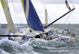 Francois Gabarts Vendée Globe Sieg