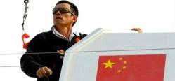 Guo Chuan, Weltumseglung, erster Chinese