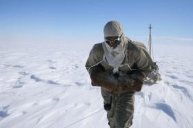 Shackleton Epic, Antarktis, Paul Larsen