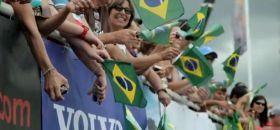 Brasilien ist wieder beim Volvo Ocean Race vertreten.