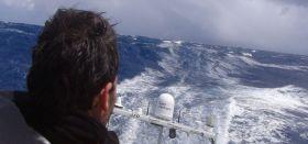 Vendée Globe Stimmung auf dem Weg zum Kap Horn