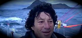 Jean Le Cam am Kap Horn