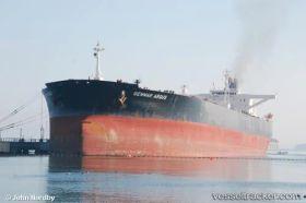 """Der Tanker """"Genmar Argus"""" rettete die Schweizer"""
