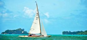 30er Schärenkreuzer auf den Seychellen