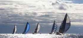Swan 60 Yachten beim Nord Stream Race