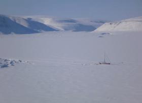 Brossier, Vagabond, Arktis, Familie, 2 Kinder