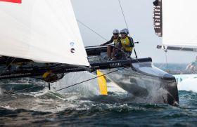 Das dänische SAP Team erreichte einen enttäuschenden voletzten Platz.