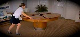 Der Fletcher Capstan Table