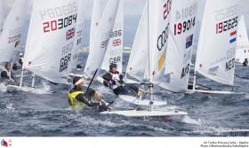 Philipp Buhl ging mit gelbem Trikot in das Finale