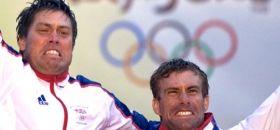 Andrew Simpson Iain Percy Olympia-Gold