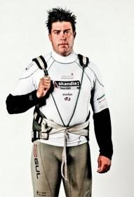 Der Starboot Olympiasieger Andrew Simpson starb bei der Artemis Kenterung