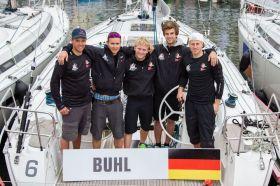 Team Germany beim Match Race