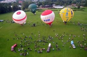 Kieler Woche, Balloon Sail
