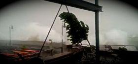 Sturm am Bodensee.