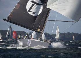 Tutima Sailing