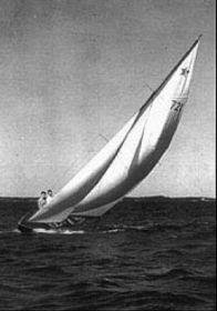Die Kennedys im Starboot