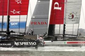 Louis Vuitton Cup Start