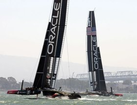 America's Cup, team New zealand