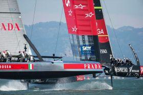 Team New Zealand, Luna Rossa