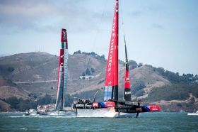 Luna Rossa, Team New Zealand