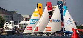 Extreme Sailing Series, Cardiff