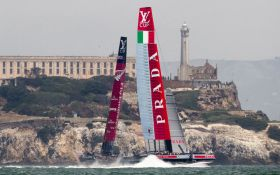 Luna Rossa Team New Zealand