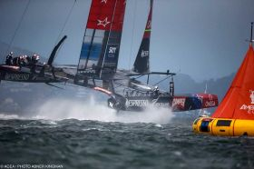 America's Cup AC72
