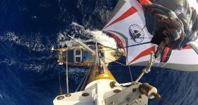 Parasailor, Sailing conductors