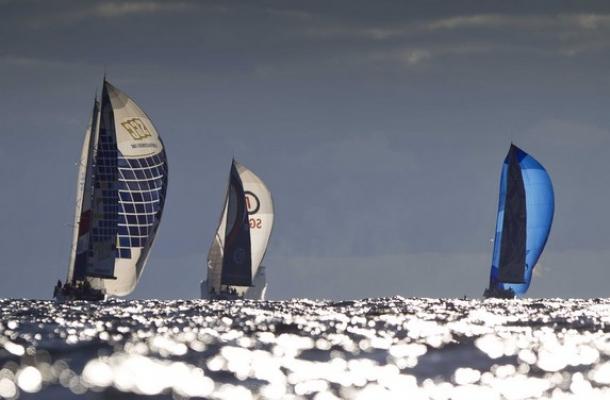 Könnte richtig stark werden, wenn nur der Wind mitspielen würde. Hier die Swan 60 im Fleet Race, letztes Jahr © nord stream