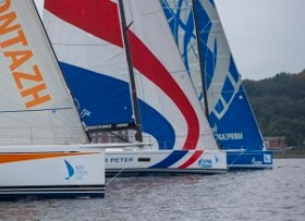 Nord Stream Race,Swan 60