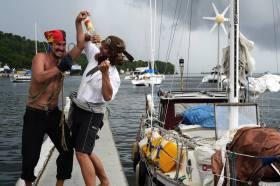 Sailing Conductors, pirates