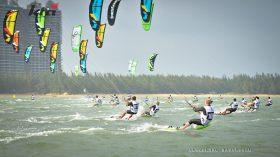 Kitesurfen, WM 2013