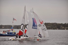 Berlin Match Race