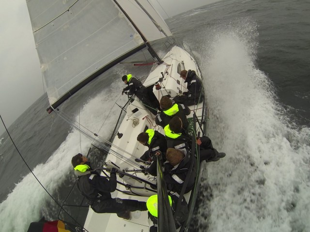 Piranha, J/111, Glitsch