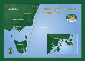 Sydney Hobart Kurs
