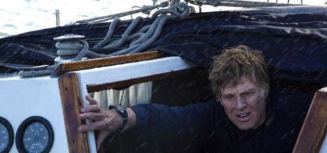 All is Lost, Redford