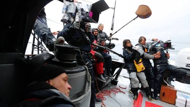 Vendée Globe, Turning Tide, Cluzet