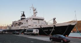 Am Pier auf Neufundland © wikipedia