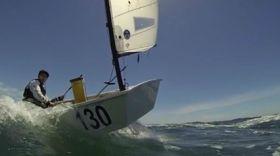 Die perfekte Welle für den australischen Nachwuchs © sailingshack