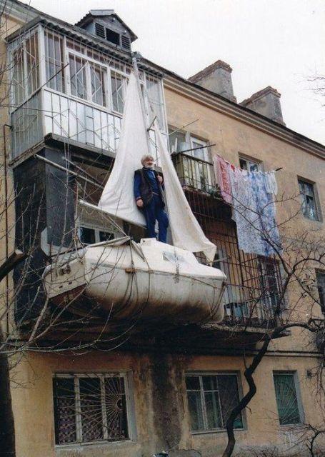 Evgeny Gvozdev , Mikrosegeln, Weltumseglung