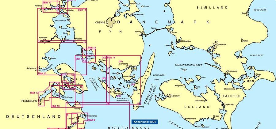 Seekarten Urteil Gegen Nv Verlag In Danemark Segelreporter