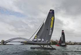 Australien trainiert mit Oracle