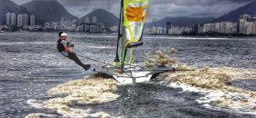 49er, Rio, Müll
