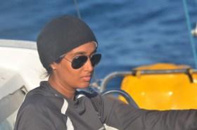 Vor dem Meer sind alle gleich! © indian navy
