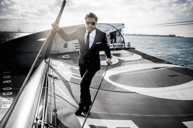 Hugo Boss Mast Walk
